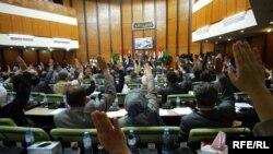 برلمان كوردستان يصوت على الدستور الخاص بكردستان العراق