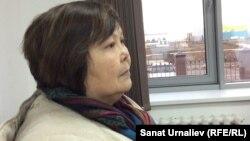 «Уральская неделя» газетінің құрылтайшысы Тамара Еслямова