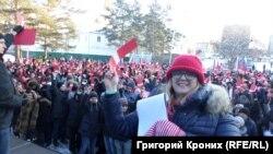Мероприятие в Новосибирске