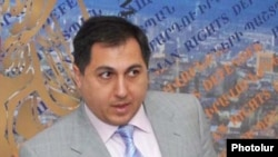 Armen Harutiunian (file photo)