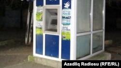 Azərbaycanda ATM