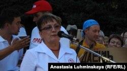 Ольга Алимова, Саратов