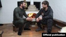 Кадыров Рамзан а, Даудов Мохьмад а