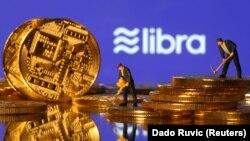 """Преди месец """"Фейсбук"""" обяви, че планира да пусне в обръщение през 2020 г. собствена криптовалута """"Либра"""""""