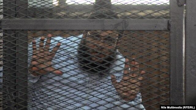 یکی از اعضای زندانیشده اخوانالمسلمین مصر