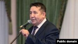 Данил Салихов -Татарстан язучылар берлегенең яңа рәисе
