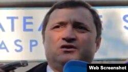 Влад Филат, Кишинев, 28 ноября 2010
