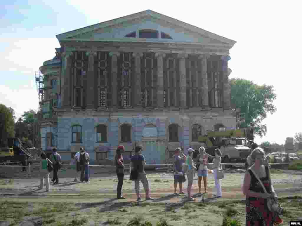 Реставрація останньої батуринської резиденції гетьмана Кирила Розумовського іде на повний хід