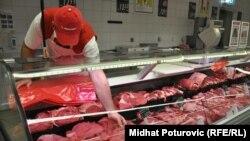 Upitno je da li će blizu 6.000tona goveđeg mesa, koliko je bilo planirano, biti izvezeno u Tursku