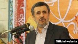 محمود احمدینژاد، رئیس جمهور پیشین ایران