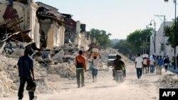 Haiti - Port-au-Prince nakon razornog zemljotresa, 2010.