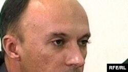 """Максим Абрамов, """"Гефест"""" ҚӨМҚ құқықтық қамсыздандыру департаментінің бастығы. Қарағанды, 23 қыркүйек 2009 жыл."""
