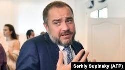 Андрій Павелко, архівне фото