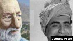 غني خان او باچا خان