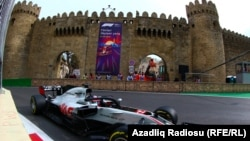 Formula 1, Bakı, arxiv foto
