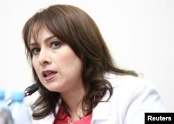 Hanna Kanapatskaya