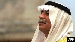 ژنرال سلطان هاشمی الطايی، وزير دفاع کابينه صدام حسين که به اعدام محکوم شده است