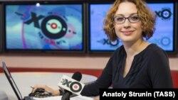 Татьяна Фельгенгауэр, сотрудник российской радиостанции «Эхо Москвы».