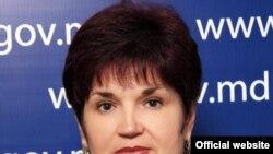 Ministrul Familiei Valentina Buliga