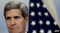 Sekretari amerikan, John Kerry