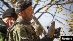 Separatistë pro-rusë në Donjeck të Ukrainës