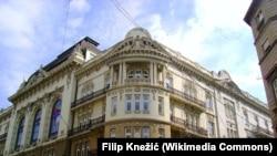 Zgrada SANU u Beogradu