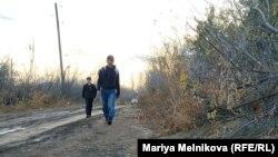 """""""Колос"""" саяжай серіктестігі тұрғындары. Батыс Қазақстан облысы, 14 қазан 2019 жыл."""