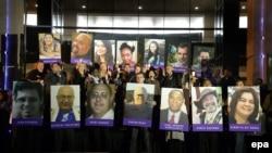 Фотографии жертв теракта в Сан-Бернардино (архивное фото)