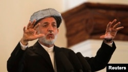 Afghan President Hamid Karzai has vowed to hold the Taliban accountable.