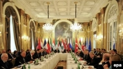 Международные переговоры по Сирии в Вене
