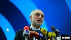 علیاکبر صالحی، رییس سازمان انرژی اتمی ایران