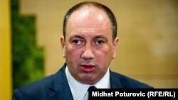 Ministri i Punëve të Jashtme i Bosnjës, Igor Crnadak.
