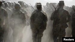 عبدالله: فعالیت نیروهای افغان در دو بخش متمرکز میشود