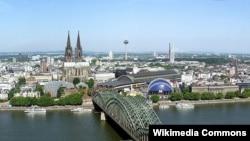 Кёльн – панорама города