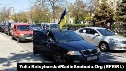 За словами організаторки, представники малого бізнесу Дніпра потерпають від збитків через карантин