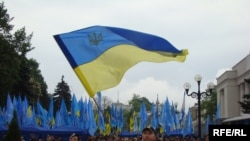 Верховна Рада 11 травня під контролем Партії регіонів, у прямому й переносному розумінні
