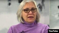 """""""Amnesty International"""" hüquq-müdafiə təşkilatının Türkiyə direktoru Idil Eser"""