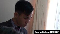 Сырым Баймагамбетов, главный специалист юридического отдела департамента казначейства по Карагандинской области.