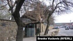 Gračanica je mesto koje često posećuju srpski zvaničnici, avgust 2010