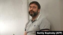 Кирилл Вышинский, глава украинского подразделения российского государственного агентства РИА «Новости».