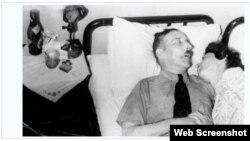 Stefan Zweig arvadı Charlotte ilə birgə intihar etdiksən sonra.