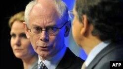 Глава Европейского Совета Херман Ван Ромпей считает проблему молодежной безработицы на юге Европы приоритетной для ЕС