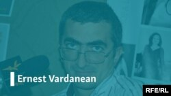 Moldova Blog Ernest Vardanean Audio Program banner