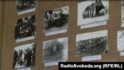 Cнимки Марка Зализняка в музее Покровска