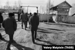 Исправительно-трудовая колония, 1994 год