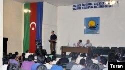 Gənclərin forumu - 23 avqust 2010