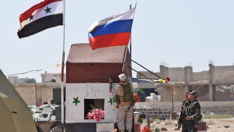 Three Russian Soldiers Killed In Syria