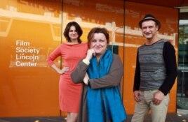 Romanian Film Initiative:Oana Radu, Corina Şuteu şi Mihai Chirilov
