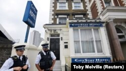 City Stay Hotel, Лондон