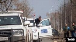 Місія ОБСЄ на Донбасі (ілюстраційне фото)